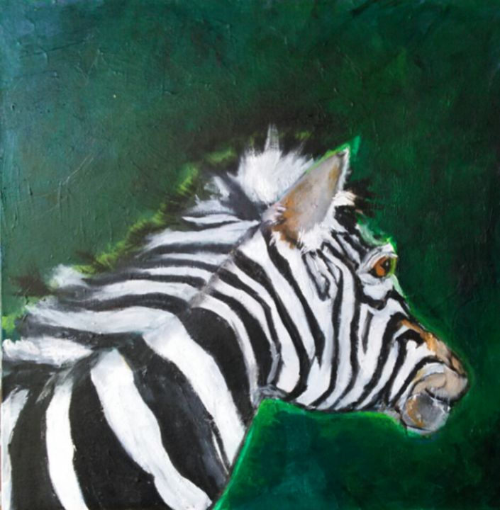 Mighty Zebra - Who's Your Muse?