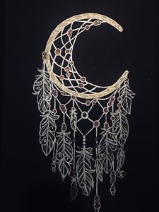 Dreamcatcher Moon
