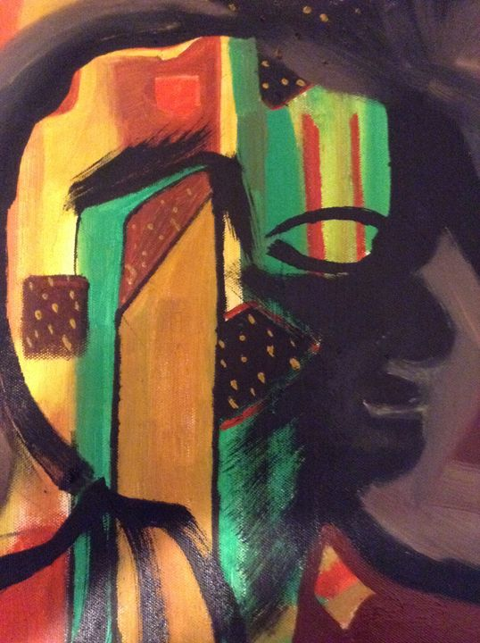FACADE - Abstracts by Betty Jean Harris