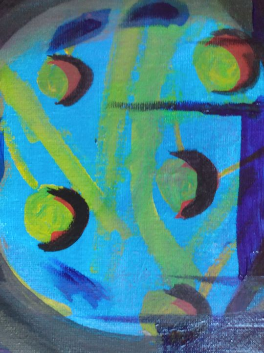 Echo 3 - Abstracts by Betty Jean Harris