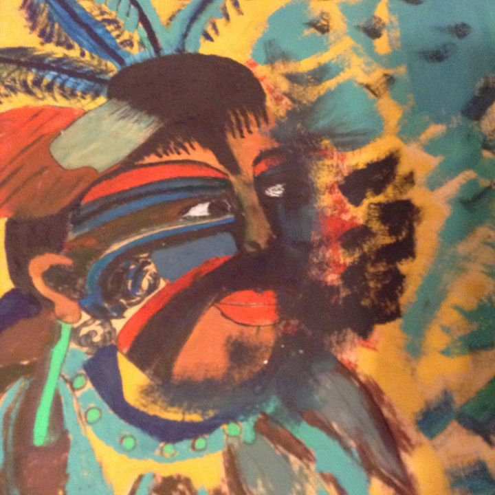The Masai - Abstracts by Betty Jean Harris