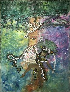 ZITLALKUAWITL, STAR TREE