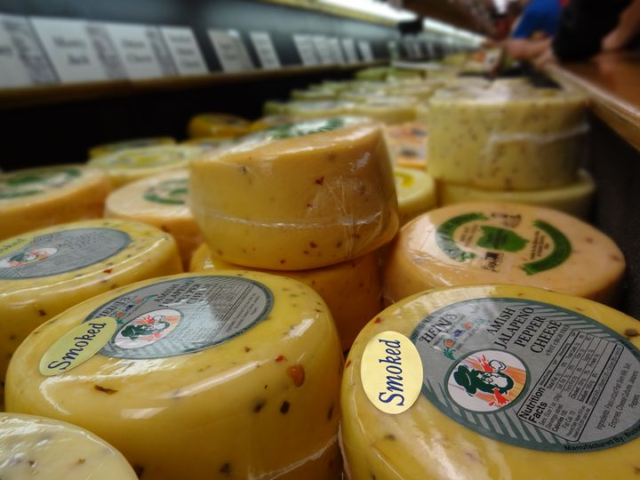 Amish Cheese Factory - Connors Photos