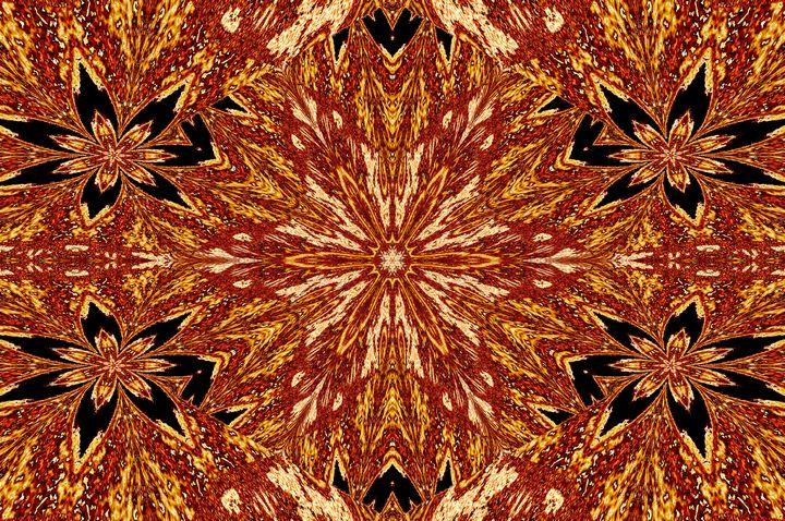 Black Gold Lotus 2 - Sherrie D. Larch