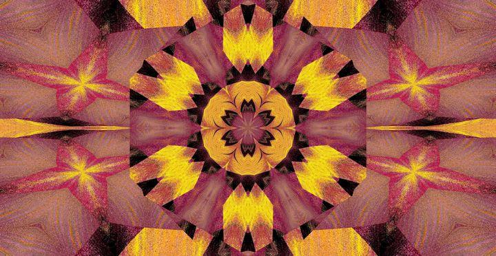 Black Lotus Petal 5 - Sherrie D. Larch