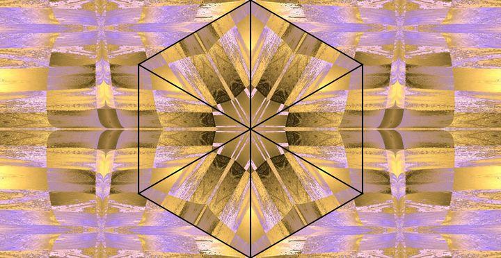 Lotus in a Haze - Sherrie D. Larch