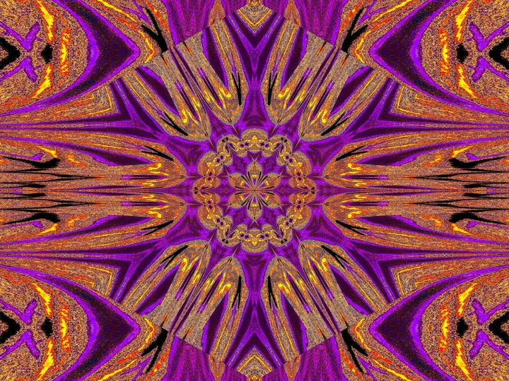 Reflected Lotus 3 - Sherrie D. Larch