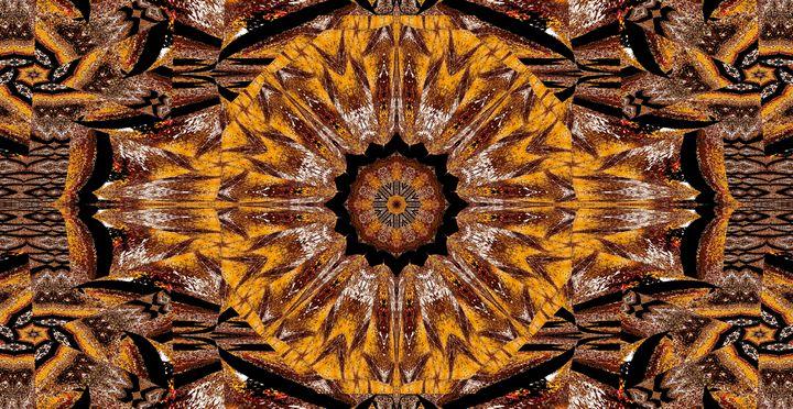 Tibetan Golden Lotus 5 - Sherrie D. Larch