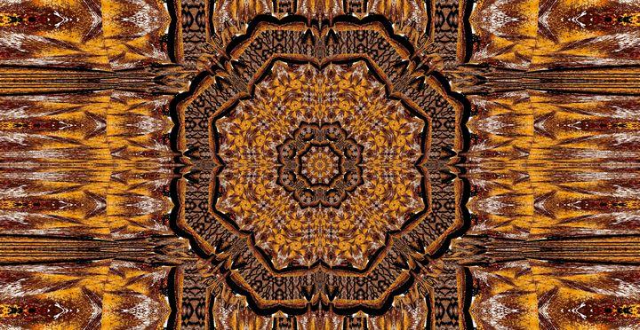 Tibetan Golden Lotus 10 - Sherrie D. Larch