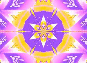 Yellow Light Lotus