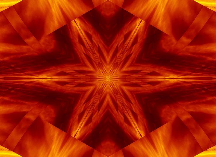 Fire Flowers 3 - Sherrie D. Larch