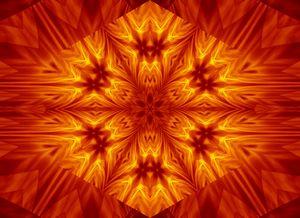 Fire Flowers 4