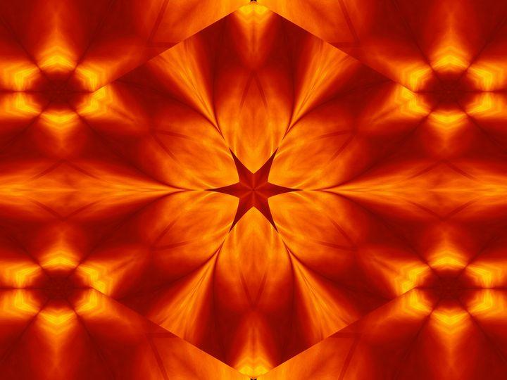 Fire Flowers 15 - Sherrie D. Larch