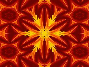 Fire Flowers 48