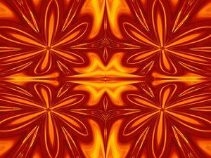 Fire Flowers 52