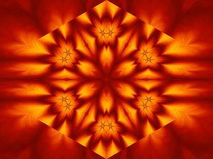 Fire Flowers 72