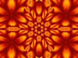 Fire Flowers 73