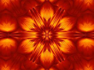 Fire Flowers 74