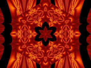 Fire Flowers 78