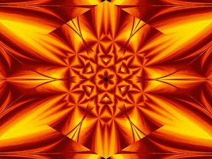 Fire Flowers 104