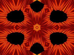 Fire Flowers 105