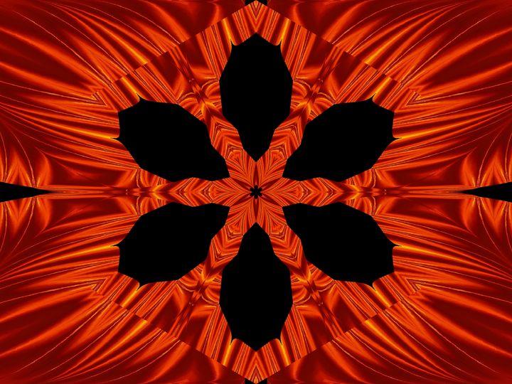 Fire Flowers 106 - Sherrie D. Larch