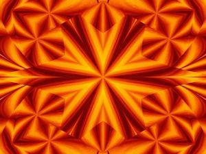 Fire Flowers 107