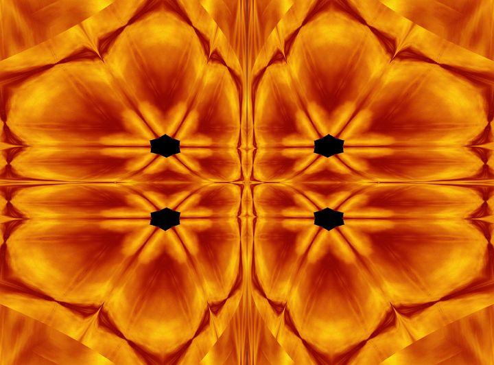 Fire Flowers 114 - Sherrie D. Larch