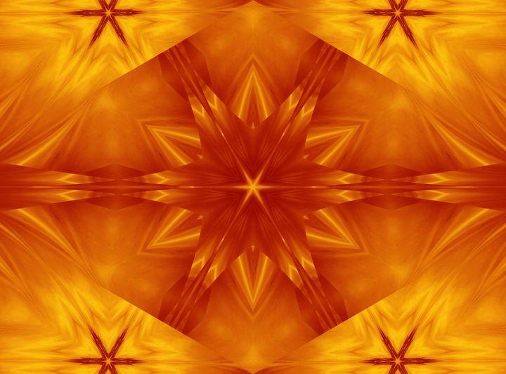 Fire Flowers 120 - Sherrie D. Larch