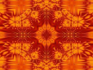 Fire Flowers 137