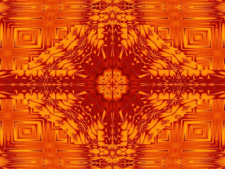 Fire Flowers 139 - Sherrie D. Larch