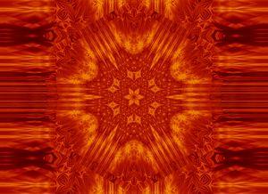 Fire Flowers 145