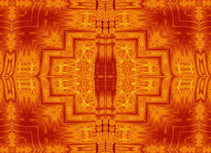 Fire Flowers 159 - Sherrie D. Larch