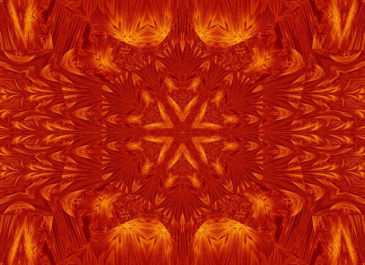 Fire Flowers 178 - Sherrie D. Larch