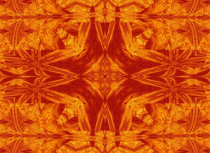 Fire Flowers 181 - Sherrie D. Larch
