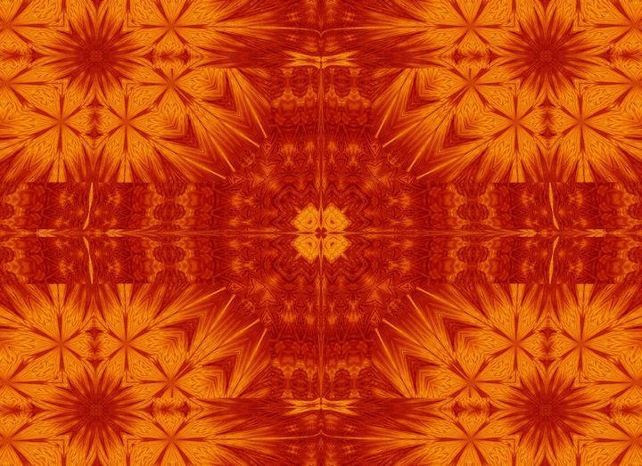 Fire Flowers 182 - Sherrie D. Larch