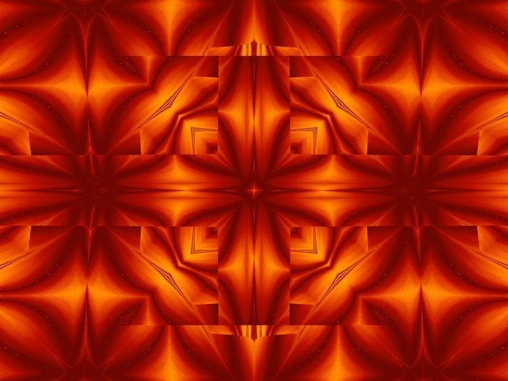 Fire Flowers 183 - Sherrie D. Larch