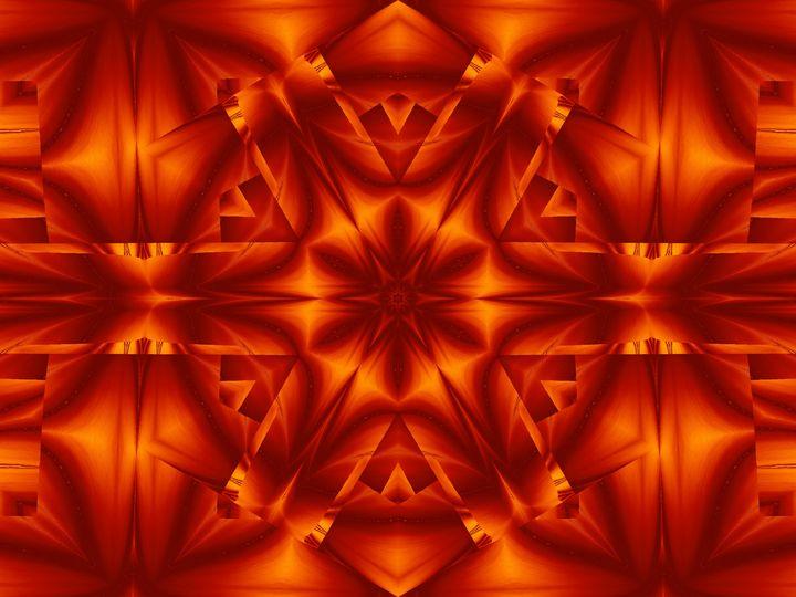 Fire Flowers 184 - Sherrie D. Larch