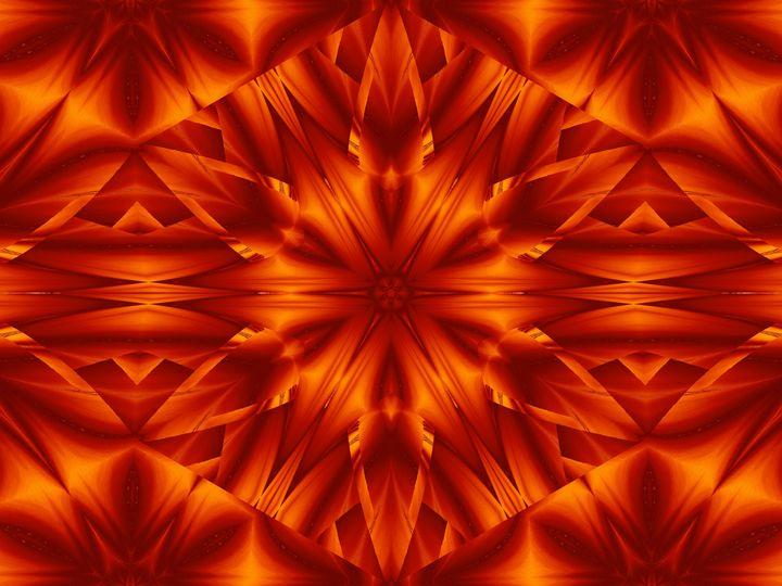 Fire Flowers 185 - Sherrie D. Larch