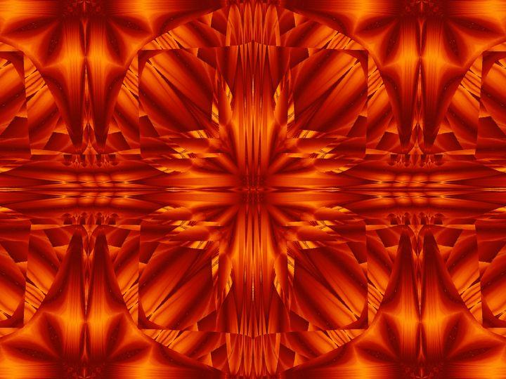 Fire Flowers 188 - Sherrie D. Larch