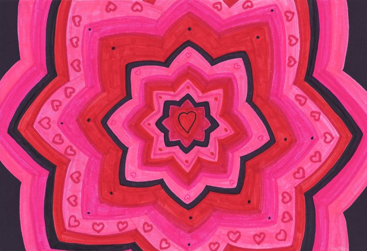The Heart Lotus - Sherrie D. Larch