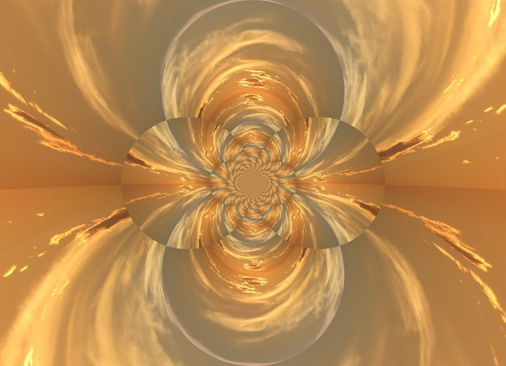 Golden Lotus - Sherrie D. Larch