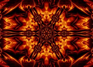 Eternal Flame Flowers 71