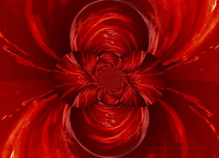Scarlet Lotus - Sherrie D. Larch