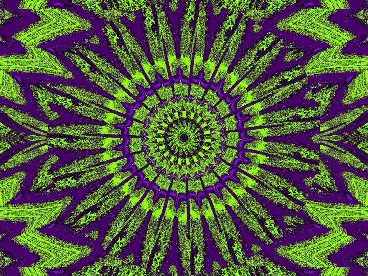 Purple Summer - Sherrie D. Larch