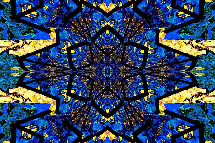 Tangled Lotus 3 - Sherrie D. Larch