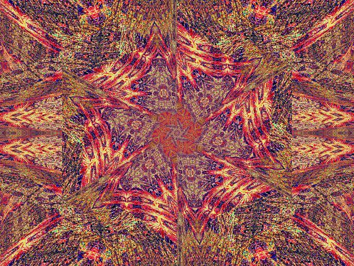 Wildflower In Glitter 6 - Sherrie D. Larch