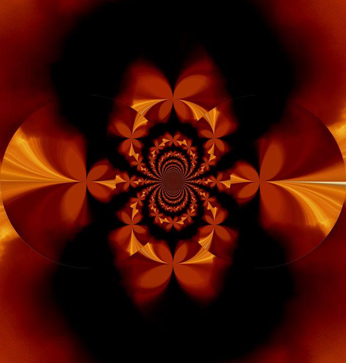 Butterfly Scarab 1 - Sherrie D. Larch