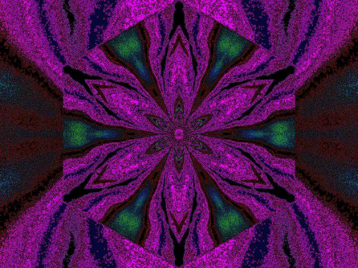 Flowers of Atlantis 21 - Sherrie D. Larch