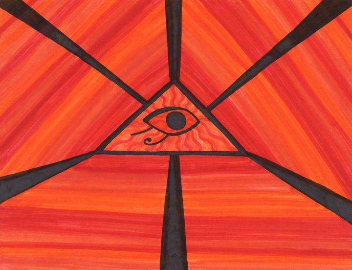 Eye Of Horus: Ancient Light - Sherrie D. Larch